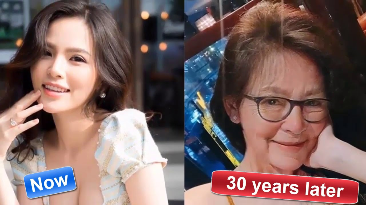 Hot girl Việt sẽ ra sao sau 30 năm nữa? (What will Vietnamese hot girls look like in 30 years?)